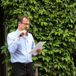 Fabrice GODEAU discours des 10 ans unitélécom